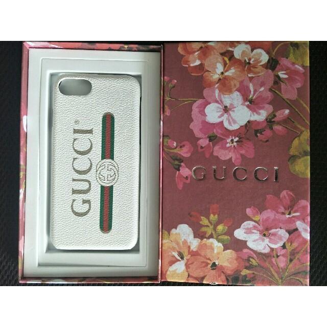 iphone8 ケース メゾン キツネ - Gucci - Gucci グッチiPhoneケース 人气商品 激売れの通販 by sweet_💄's shop|グッチならラクマ