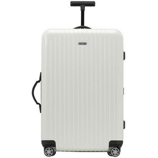リモワ(RIMOWA)のRIMOWA SALSA AIRスーツケース トランク 65L ホワイト(トラベルバッグ/スーツケース)