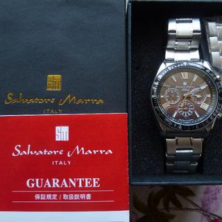 e64920a180 サルバトーレマーラ 電波 ソーラー 腕時計 メンズ ダイバーズウォッチ. ¥9,500. Salvatore Marra - Salvatore  Marra 電波ソーラー 腕時計 クロノグラフ 10気圧防水