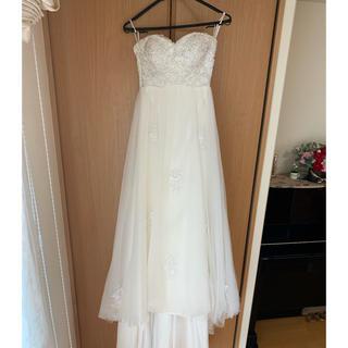 dfe698147063d ヴェラウォン(Vera Wang)のYNS Aライン ウェディングドレス(ウェディングドレス)