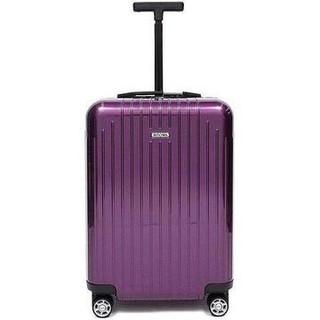 リモワ(RIMOWA)のリモワ サルサエアー33L ウルトラバイオレットRIMOWA SALSA AIR(トラベルバッグ/スーツケース)