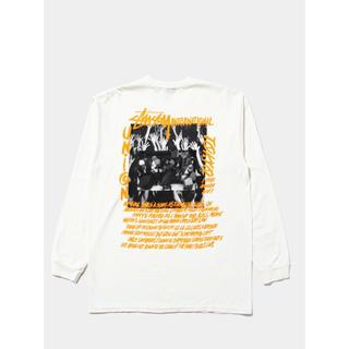 ステューシー(STUSSY)のUNION STUSSY Funky Tribe L/S Tee XL(Tシャツ/カットソー(七分/長袖))
