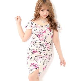 5c5fe755ba24b デイジーストア(dazzy store)の美品 デイジーストア ドレス dazzy store 花柄