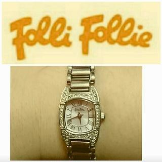 Folli Follie - フォリフォリ  キラキラ 腕時計⌚