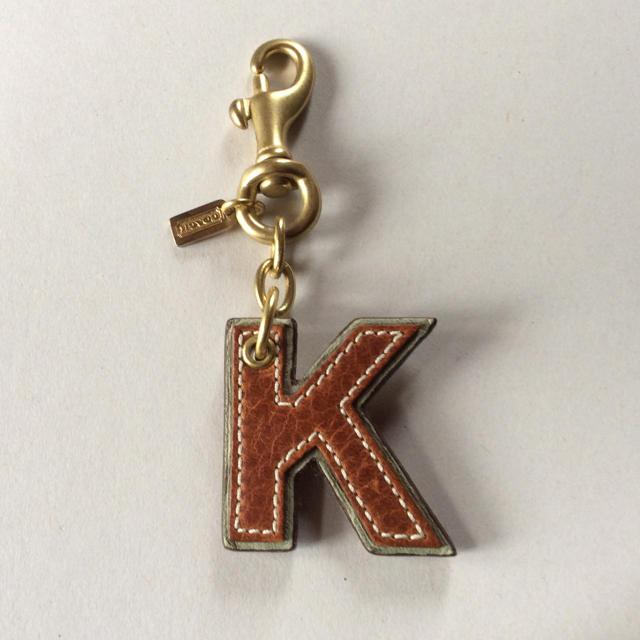 COACH(コーチ)のコーチのキーホルダー  K レディースのファッション小物(キーホルダー)の商品写真
