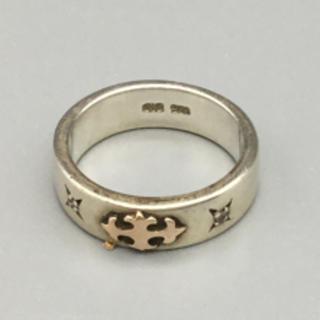 シルバー925と5金のリング  13号(リング(指輪))