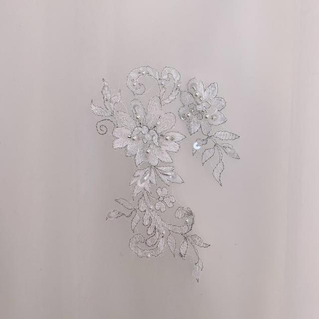 Vera Wang(ヴェラウォン)の【確認用①】YNS Aラインドレス レディースのフォーマル/ドレス(ウェディングドレス)の商品写真