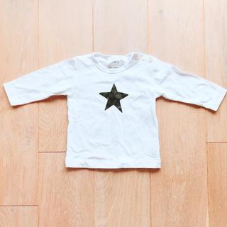 アニエスベー(agnes b.)のアニエス・ベー ベビー服 ベビー長袖Tシャツ(Tシャツ)