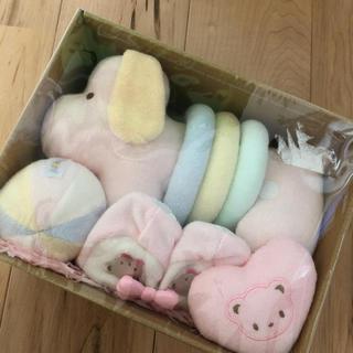 familiar - ファミリア    ベビーギフト  赤ちゃんおもちゃ