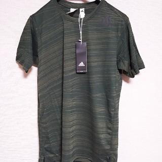 アディダス(adidas)のアディダス 新品 Tシャツ(Tシャツ/カットソー(半袖/袖なし))
