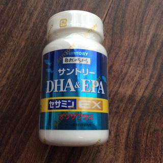 新品 未開封   サントリー DHA &  EPA
