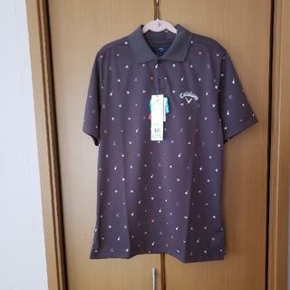 キャロウェイゴルフ(Callaway Golf)の新品未使用タグつき キャラウェイ メンズゴルフシャツ(ポロシャツ)