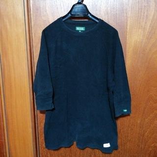 DELUXE - デラックス 五分袖 七分袖 サーマルシャツ
