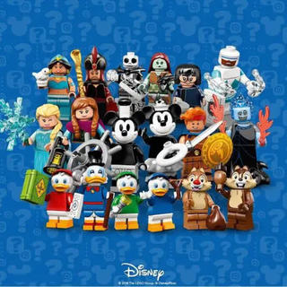 レゴ(Lego)のディズニー コンプリート(キャラクターグッズ)