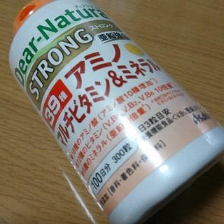 アサヒ - アサヒ ディアナチュラ ストロング 39種類 アミノ マルチビタミン&ミネラル