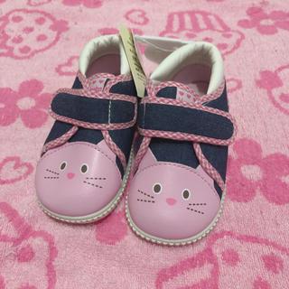 ニシマツヤ(西松屋)の新品 14㎝ 靴 スニーカー(スニーカー)