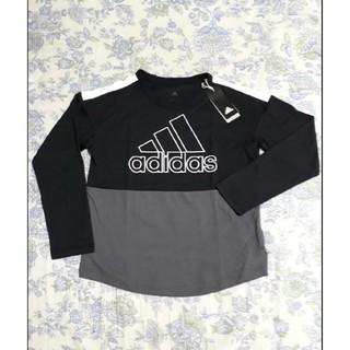アディダス(adidas)の新品☆アディダス長袖Tシャツ【160】(ウェア)