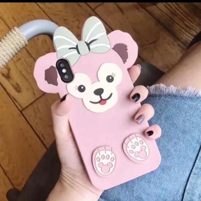 iphone xr ケース デザイン | シェリーメイ iPhoneXR 本日限定価格の通販 by ひーちゃん's shop|ラクマ