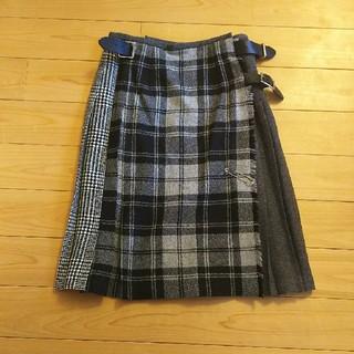 ユナイテッドアローズ(UNITED ARROWS)のUNITED ARROWSウール巻きスカート38サイズ(その他)