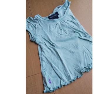 ラルフローレン(Ralph Lauren)のラルフローレン女児フレアTシャツ☆(シャツ/カットソー)