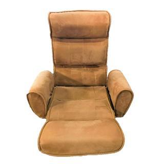 【5/21まで】サンワサプライ 肘付きハイバック座椅子 低反発 1人掛けソファ