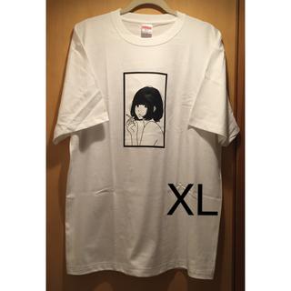 ヨウジヤマモト(Yohji Yamamoto)の0.14×夕海 コラボ ビッグシルエット Tシャツ 白(Tシャツ/カットソー(半袖/袖なし))