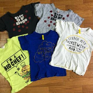 キッズ Tシャツ セット ジャンクストア junkstore  120