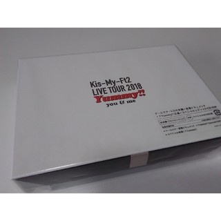 Kis-My-Ft2 - Kis-My-Ft2 LIVETOUR2018  Yummy!!DVD