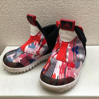 アディダス(adidas)のアディダス × ディズニー キッズ スニーカー 【13cm】(スニーカー)