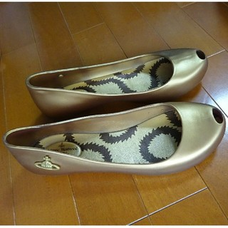 ヴィヴィアンウエストウッド(Vivienne Westwood)の婦人靴 パンプス 24.5cm Vivienne Westwood(ハイヒール/パンプス)