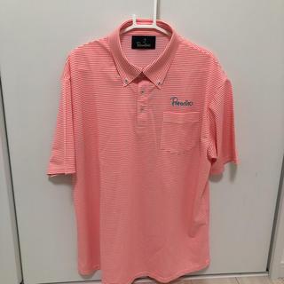 パラディーゾ(Paradiso)の未使用 Paradiso ポロシャツ L ゴルフウェア(ポロシャツ)