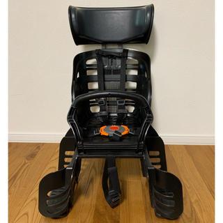 オージーケー(OGK)のOGK ヘッドレスト付デラックス後ろ子供のせ RBC-007DX3 ブラック(自動車用チャイルドシート本体)