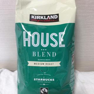 コストコ(コストコ)のコストコ カークランド スタバコーヒー豆(コーヒー)