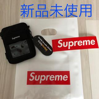 シュプリーム(Supreme)のSupreme Utility Pouch ポーチ 黒(ポーチ)