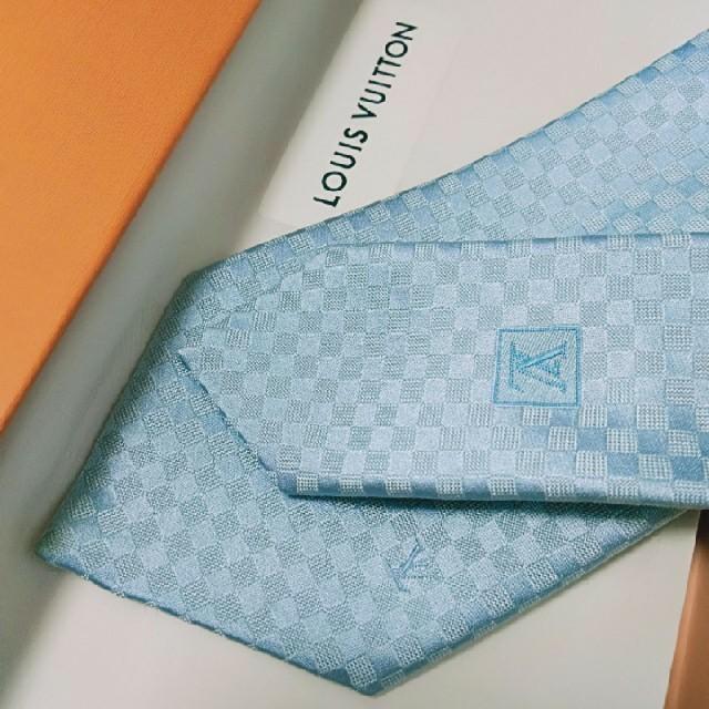 LOUIS VUITTON(ルイヴィトン)の【未使用】ルイヴィトン ネクタイ メンズのファッション小物(ネクタイ)の商品写真