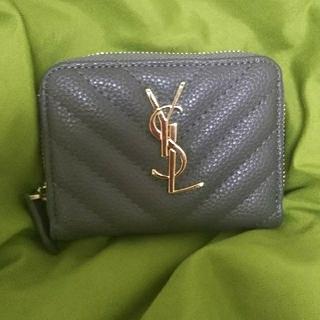 イヴサンローランボーテ(Yves Saint Laurent Beaute)のsa様専用  ミニ財布 美品 YSL(財布)