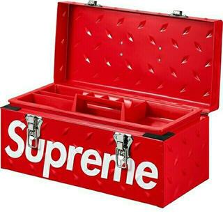 Supreme - 新品 Supreme Diamond plate tool box