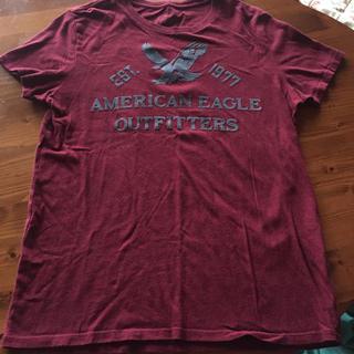 アメリカンイーグル(American Eagle)の美品‼︎ アメリカンイーグル TシャツサイズM(Tシャツ/カットソー(半袖/袖なし))