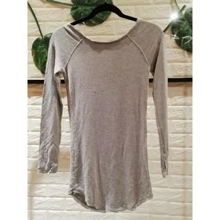 スライ(SLY)のスライ レディースロングT シャツ(Tシャツ(半袖/袖なし))