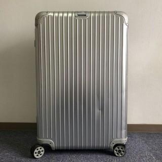 リモワ(RIMOWA)のRIMOWA TOPAS e-tag リモワ トパーズ 電子タグ 82L(トラベルバッグ/スーツケース)