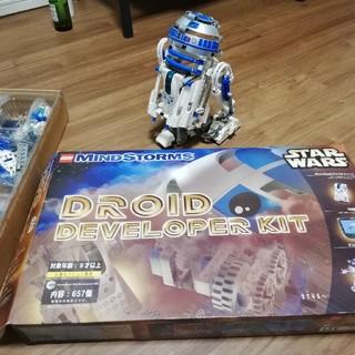 レゴ(Lego)のLEGO MINDSTORMS レゴ R2-D2 マインドストーム 即購入OK(キャラクターグッズ)