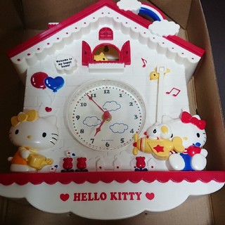 サンリオ - キティ 掛け時計