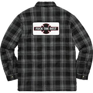 シュプリーム(Supreme)のSupreme/Independent Flannel Shirt(ブルゾン)