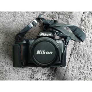 ニコン(Nikon)のnikon F601 nikkor35-80mm フィルムカメラ(フィルムカメラ)