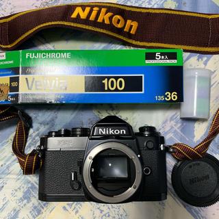 ニコン(Nikon)のNikon FE2(フィルムカメラ)