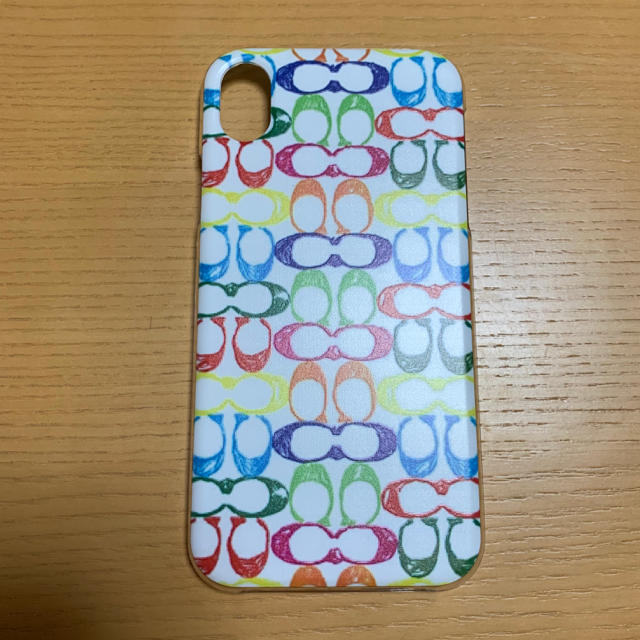 防水 iphone8 ケース 本物 、 COACH - iPhone XR 携帯カバーの通販 by  star  ★ shop|コーチならラクマ