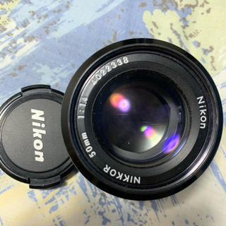 Nikon - Nikon nikkor Ai 50mm f1.4