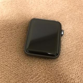アップルウォッチ(Apple Watch)のApple Watch Nikeモデル 42mm GPSモデル(腕時計(デジタル))