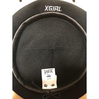 X-girl - X-GIRL ベレー帽