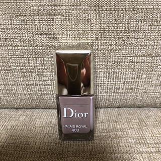 クリスチャンディオール(Christian Dior)のDior ネイルカラー 403(マニキュア)